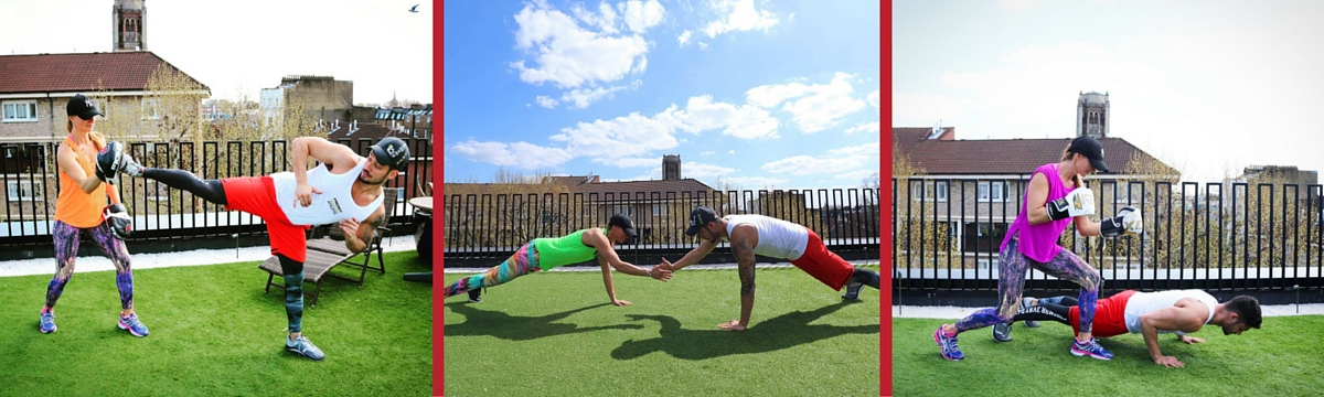 Bootcamp training in notting hill london